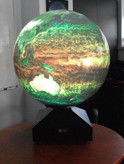 Magicplanet Display