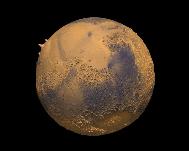 mars planet map hi res - photo #37