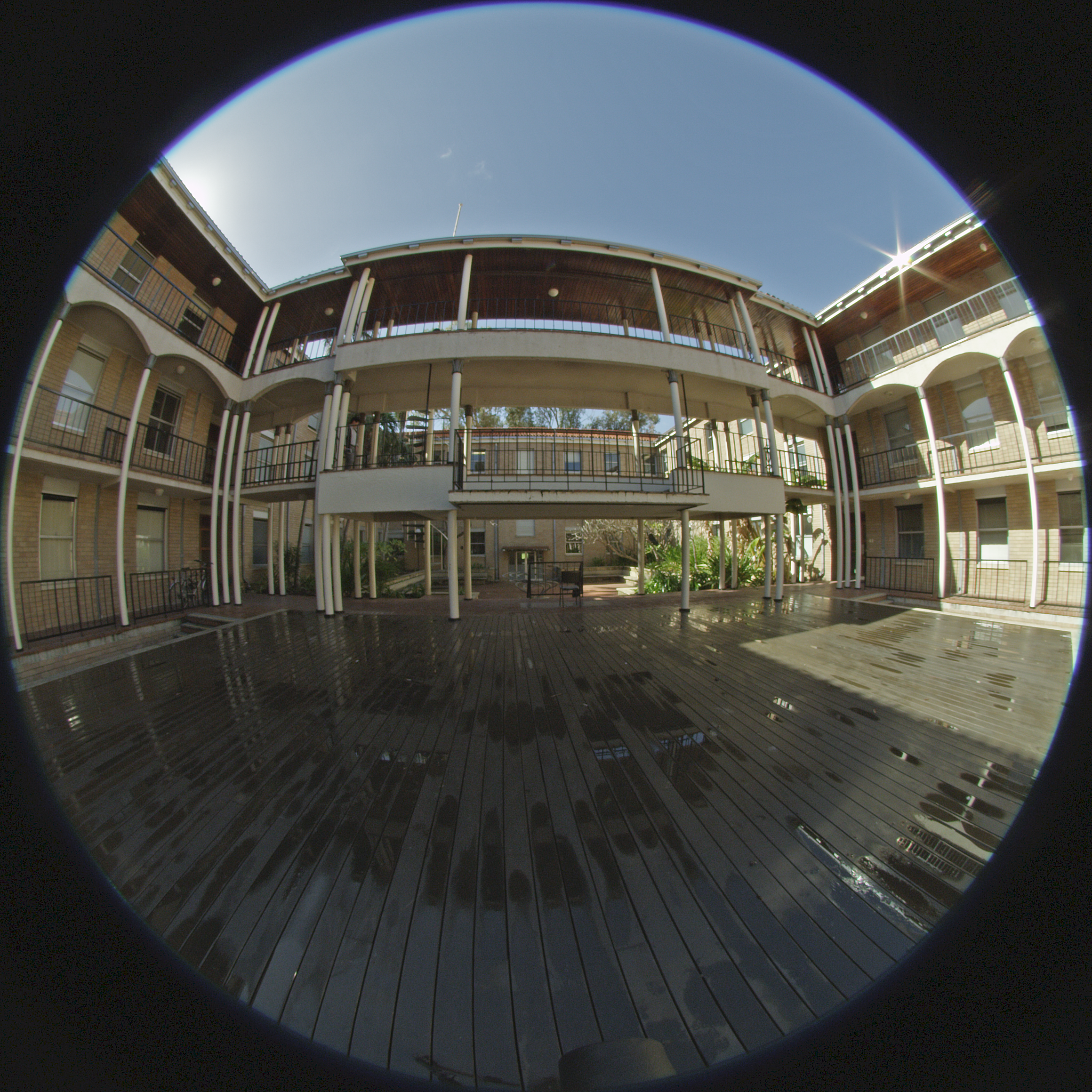 Red Scarlet And Fisheye Lens Tests