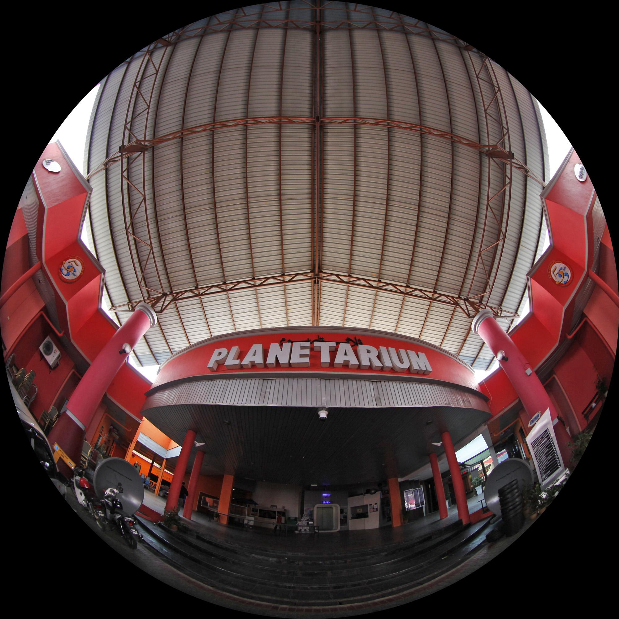 Gates Planetarium: Photographic Impressions Of Kuala Terengganu, Malaysia