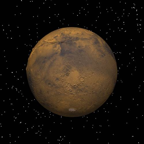 real pictures of mars the planet - photo #7