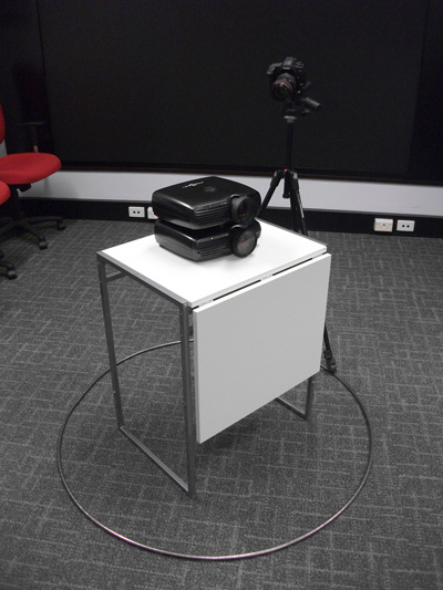 quicktime vr object capture