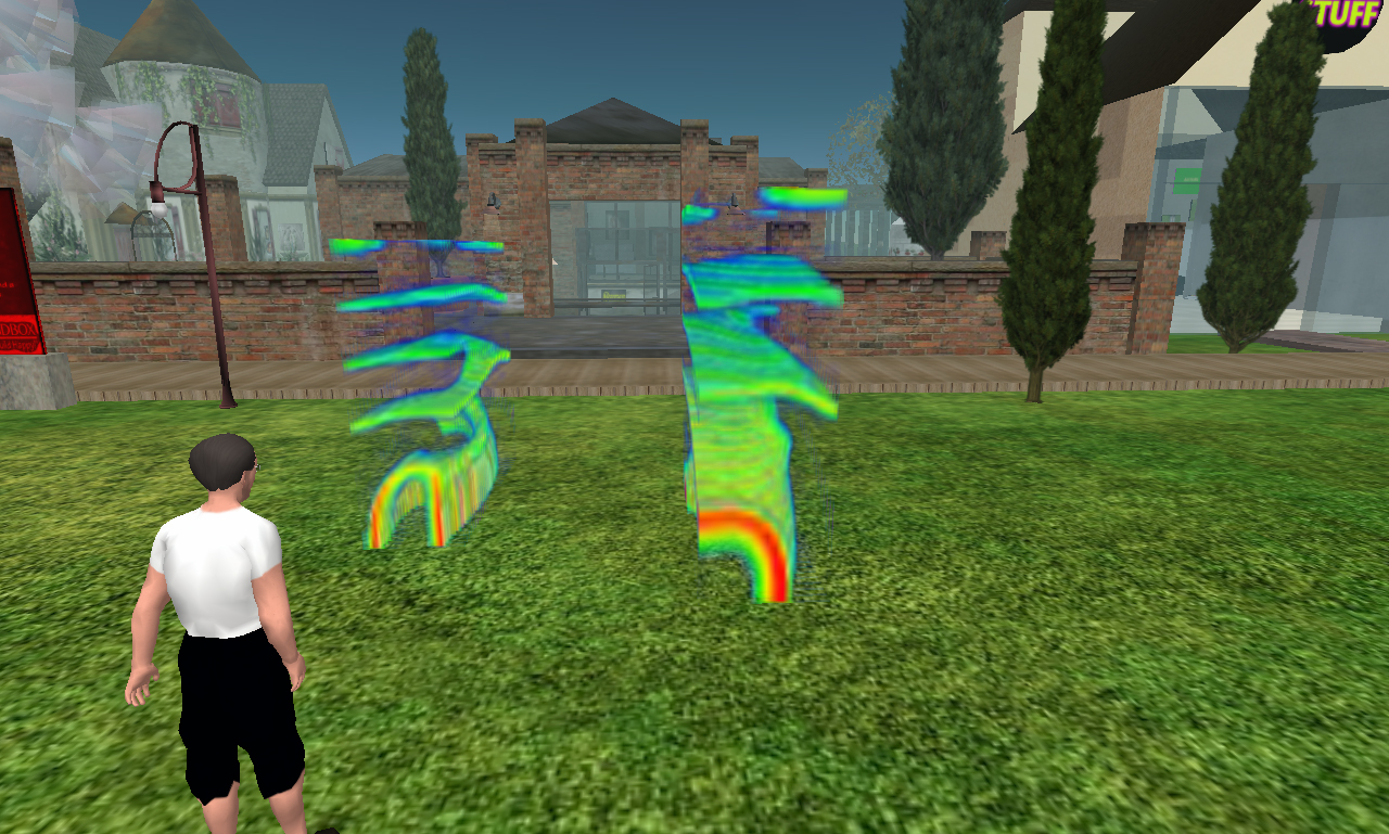 Evaluating Second Life as a tool for collaborative
